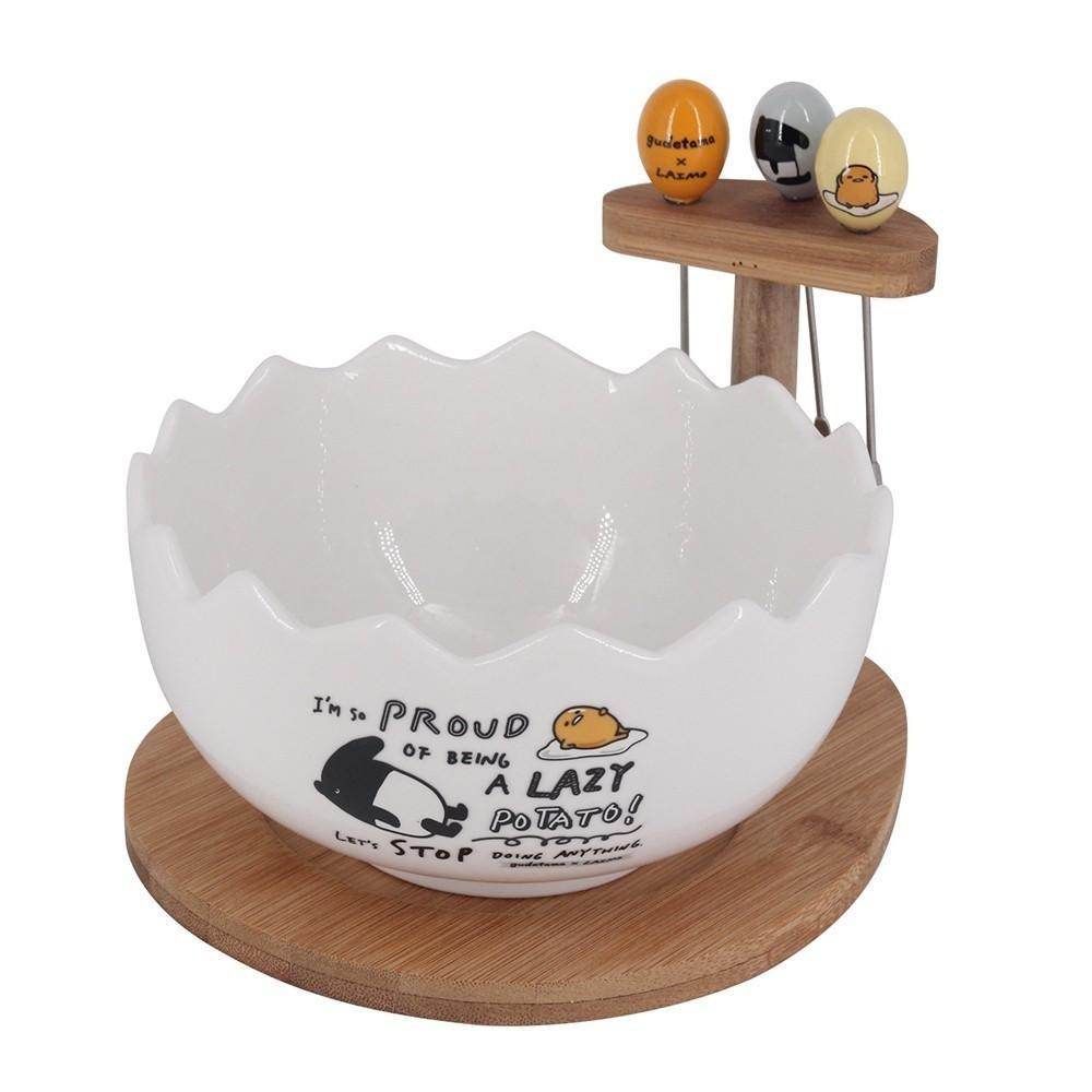 蛋黃哥餵食盅