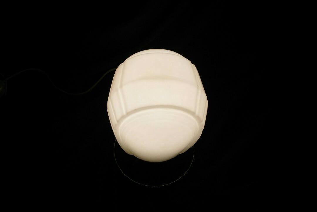 古董牛奶燈一壁燈,桌燈