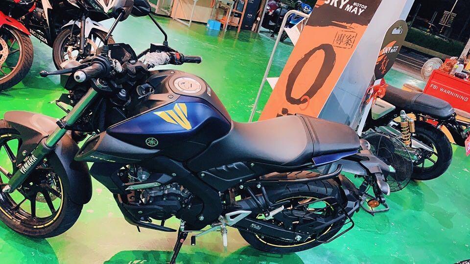 【天美重車 新車〗2019 YAMAHA MT-15ABS 進口白牌檔車 3500元交車
