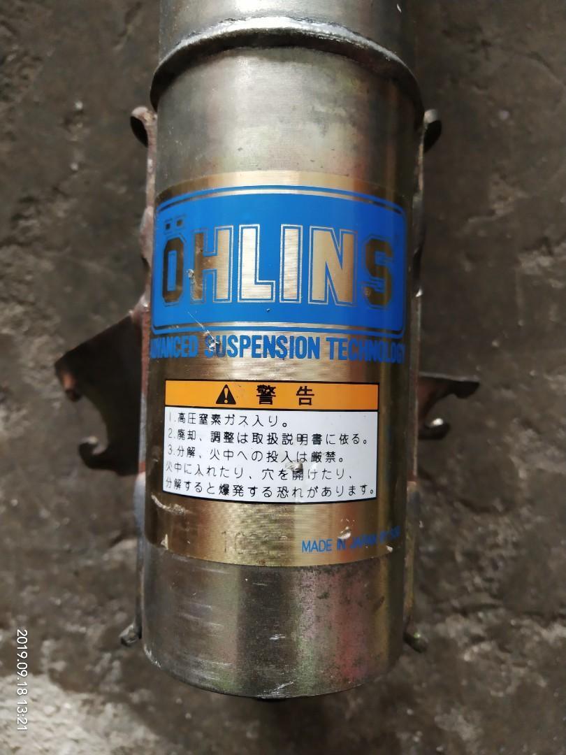 Absorber ohlins hilosofthard pillow ball EVO456