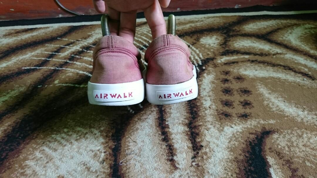 Airwalk slipon