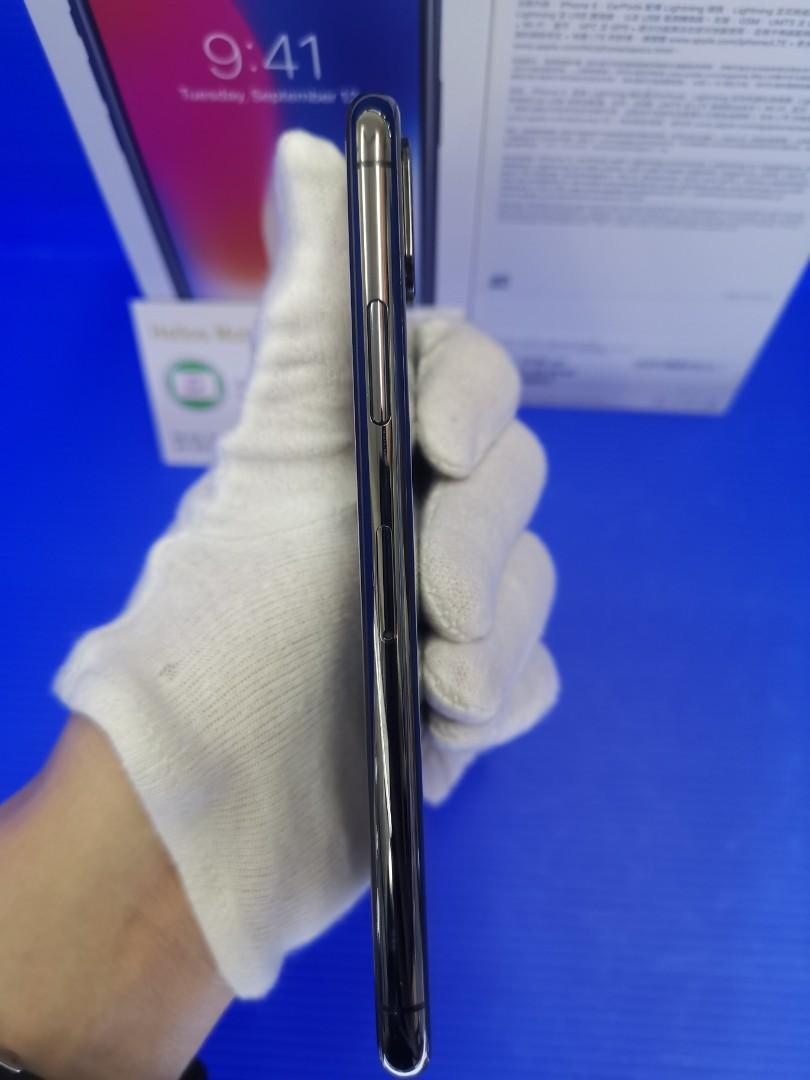 Apple iPhone X 64gb gray (used)