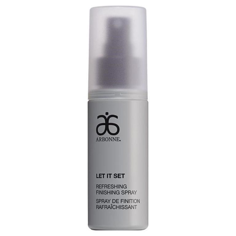 Arbonne Let It Set Refreshing Finishing Spray RRP$53