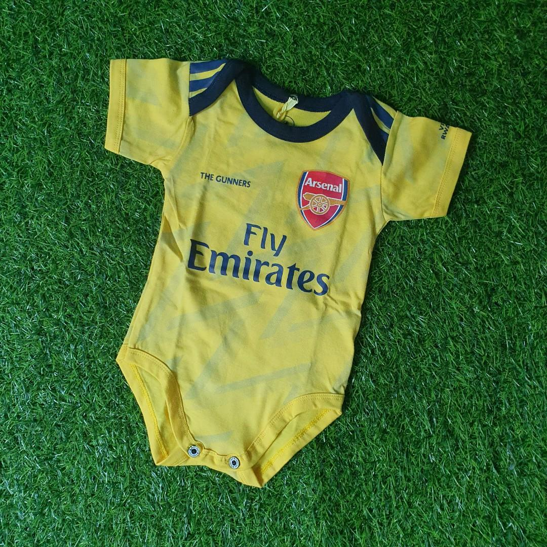 Arsenal Away 2019/20 Romper