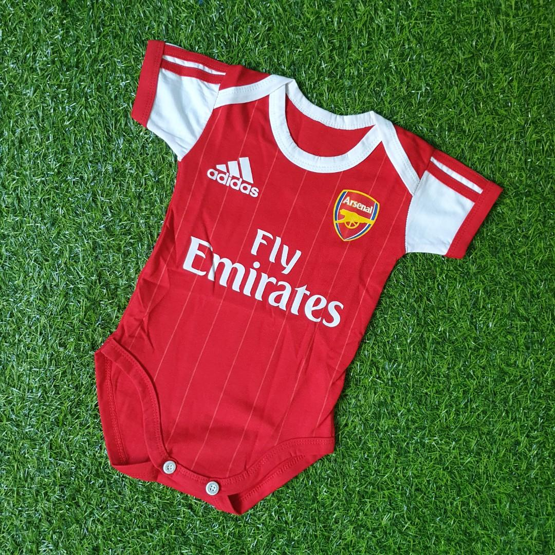 Arsenal Home 2019/20 Romper