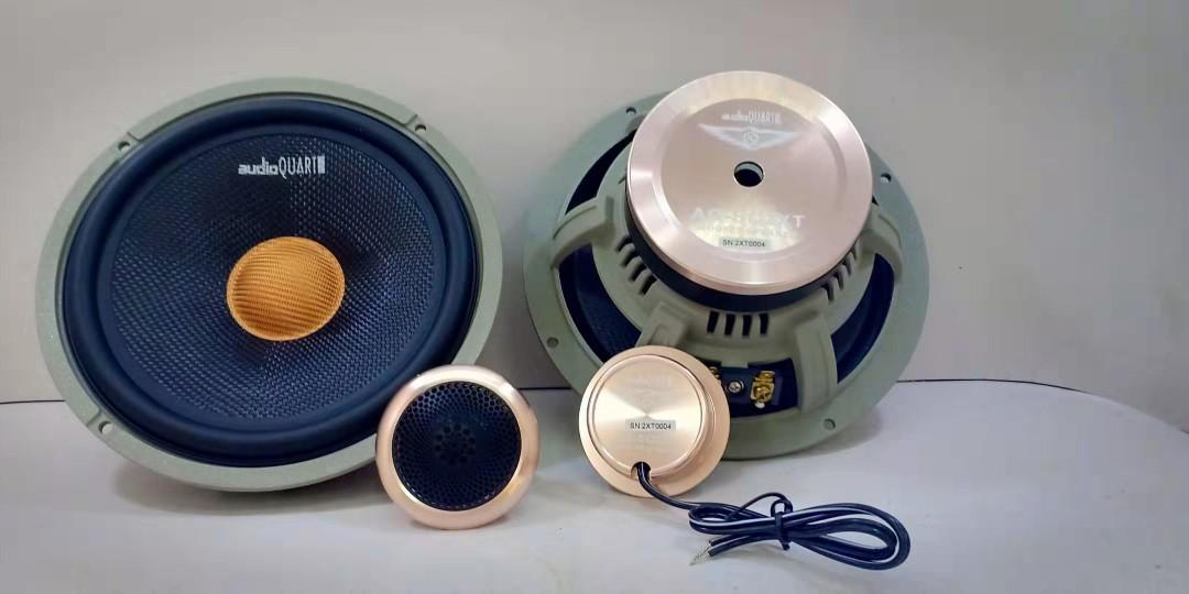 Audio quart component speaker