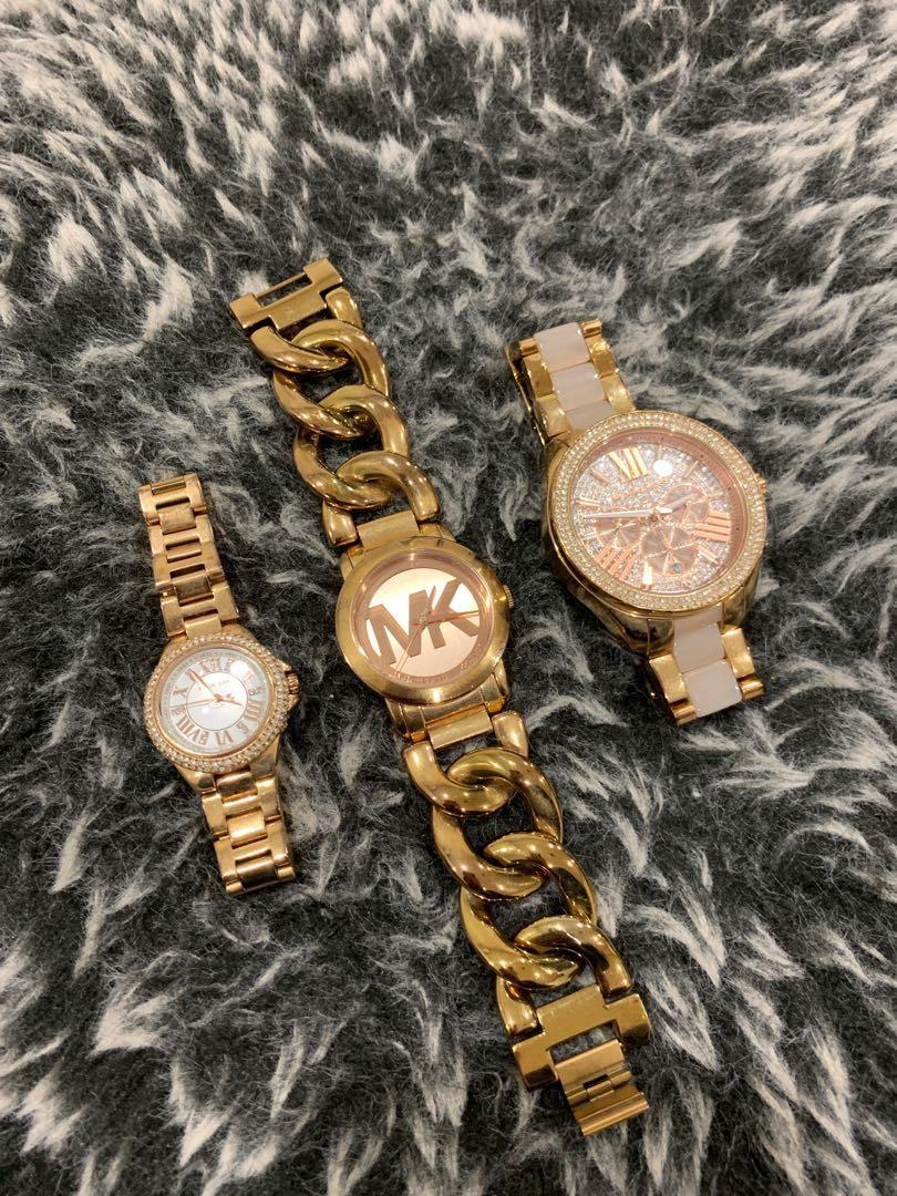 Authentic Michael Kors Watches