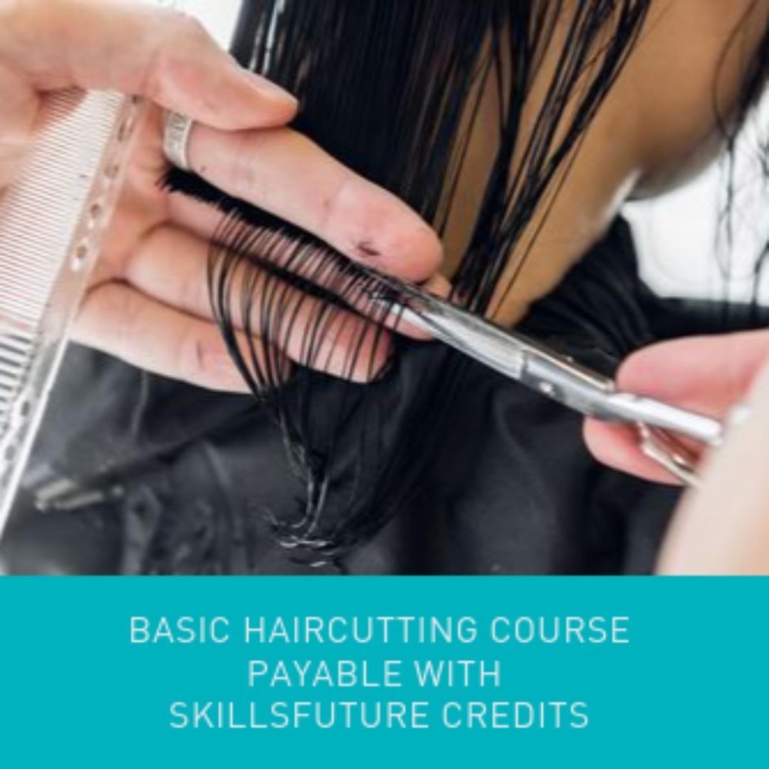 Basic Man's / Ladies Haircutting Classes (great for picking up a skill for child haircuts or charity work!)