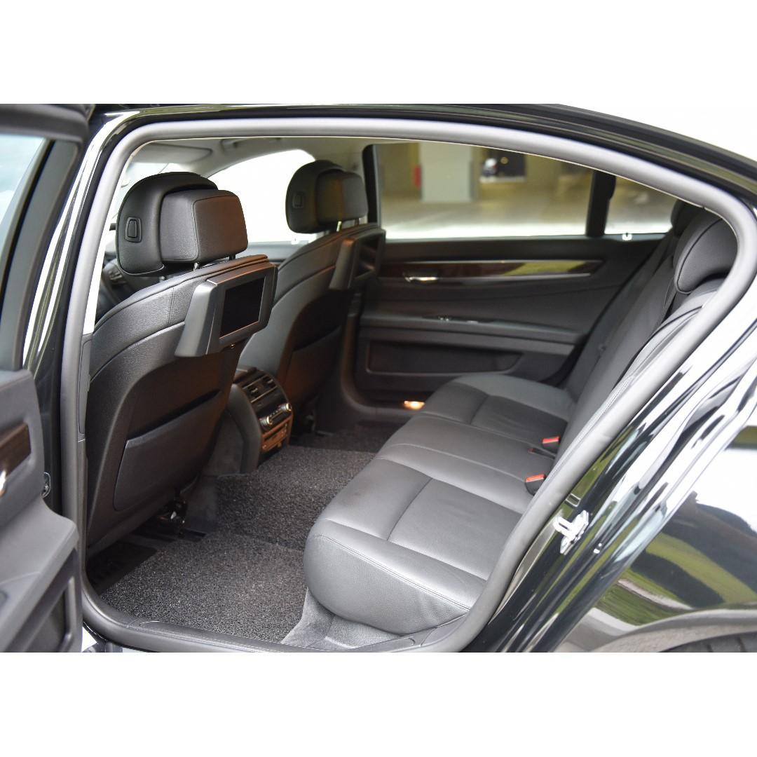 BMW 740Li Sedan Auto