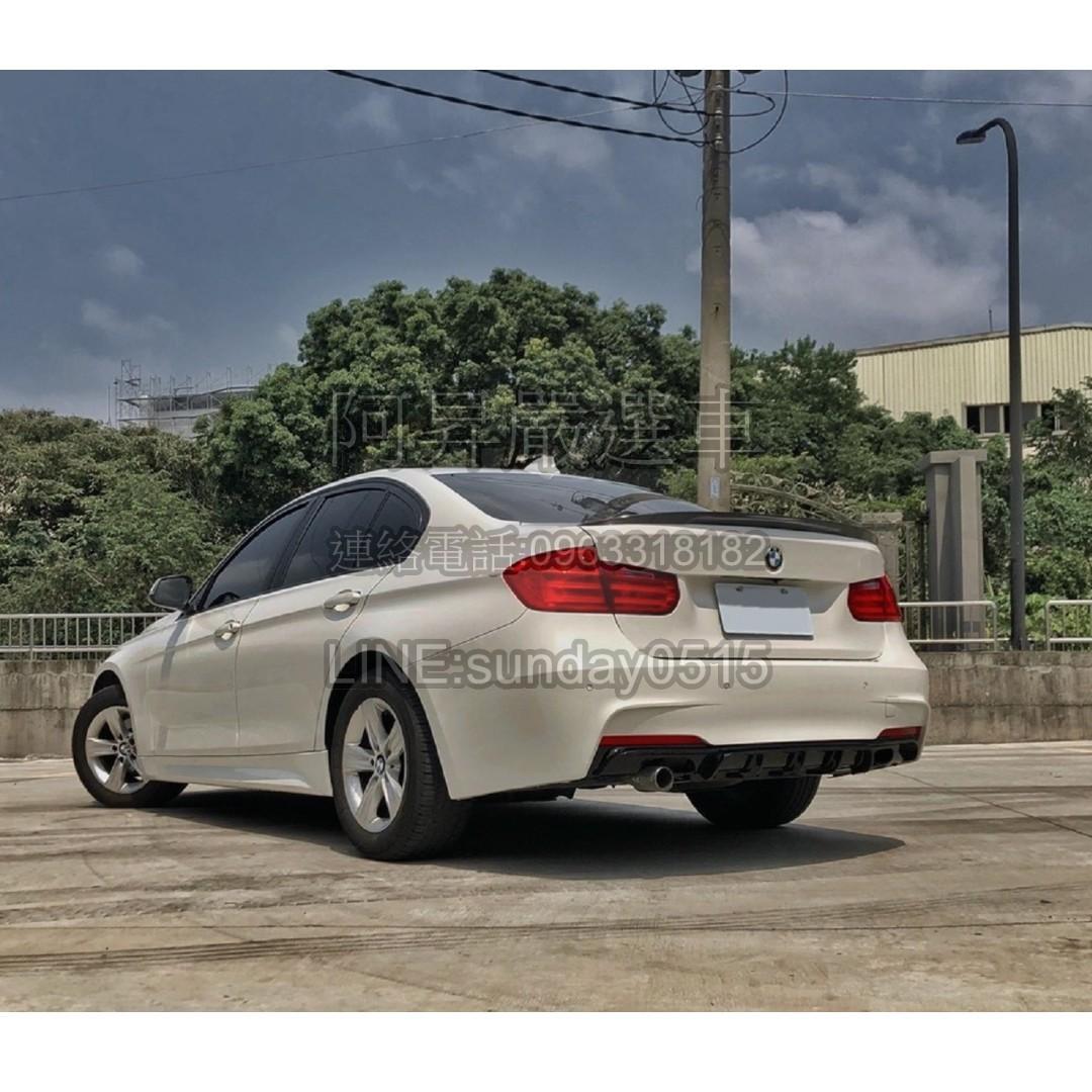 BMW F30 318D 柴油高效節能動力
