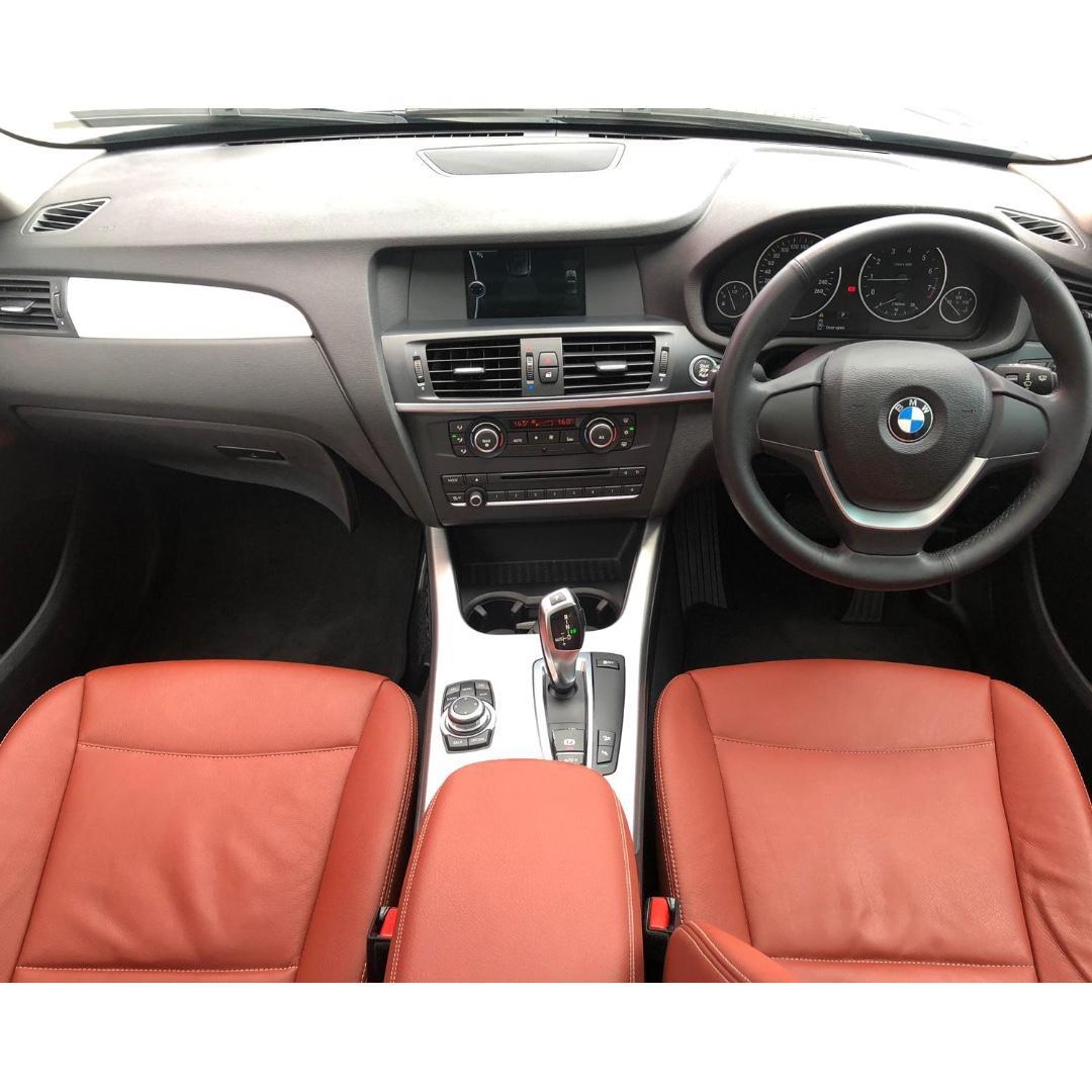 BMW X3 2.5 2010