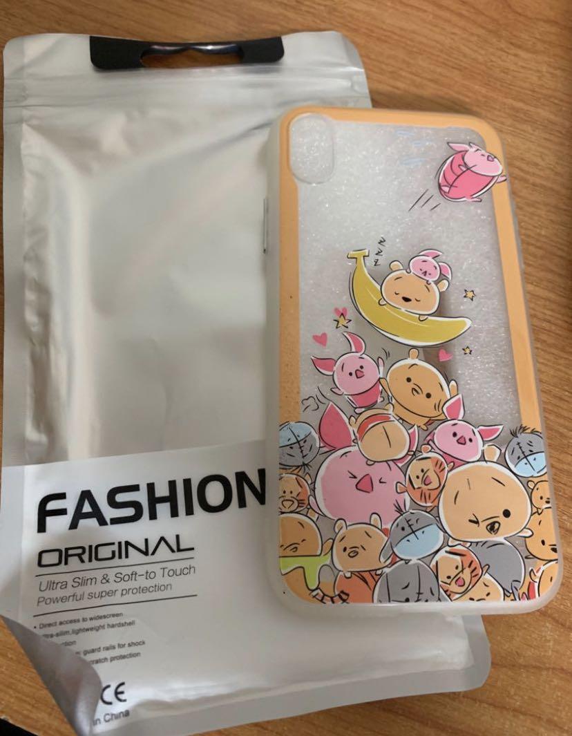 BN IPhone XR phone case