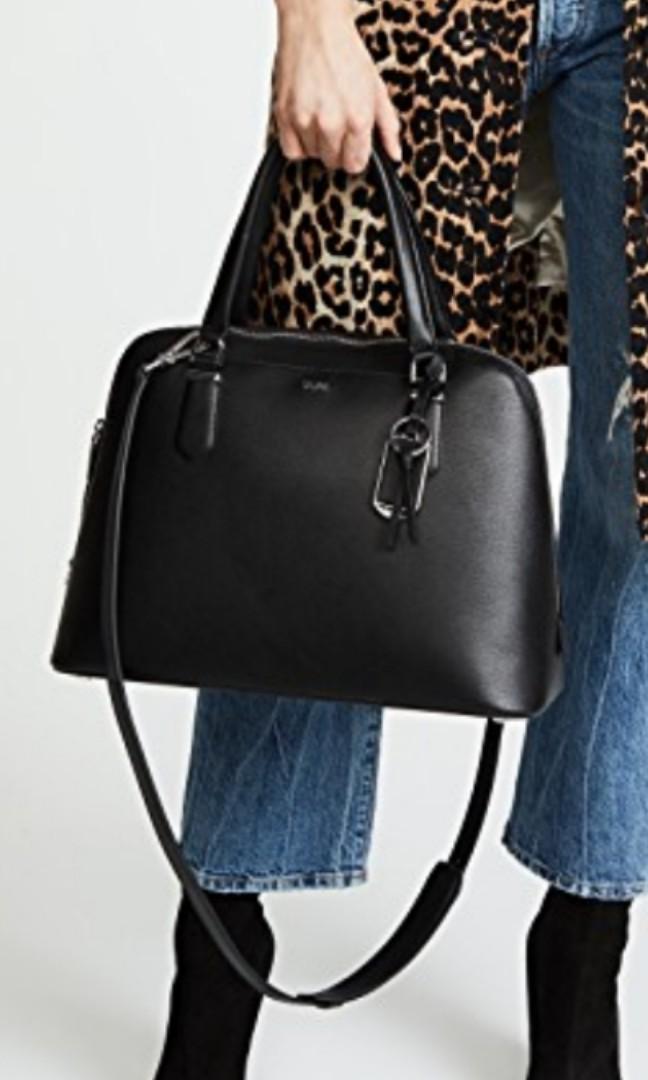 Bnib Tumi Deonne Domed Satchel Handbag