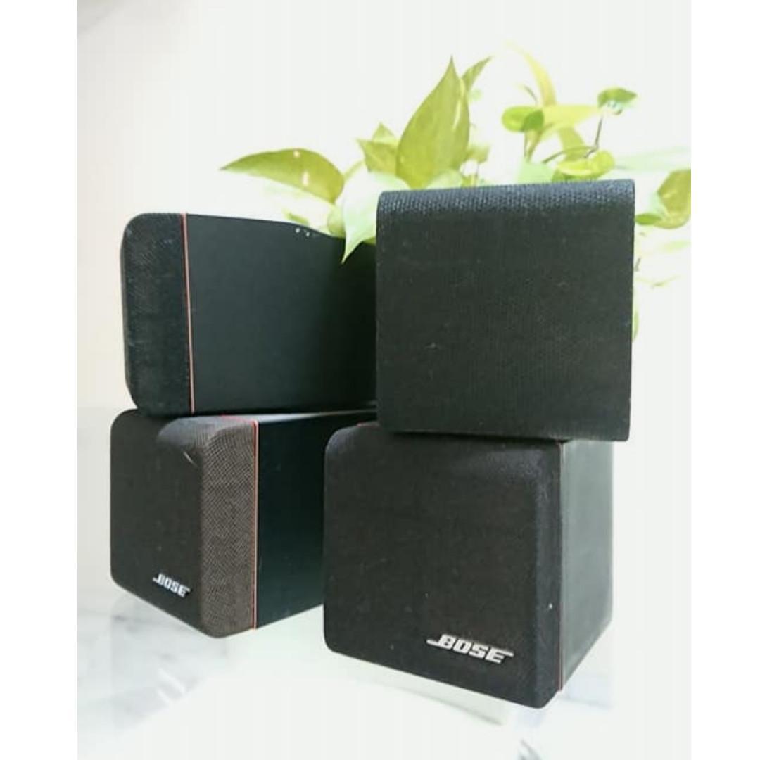 BOSE Redline Satellite Speakers