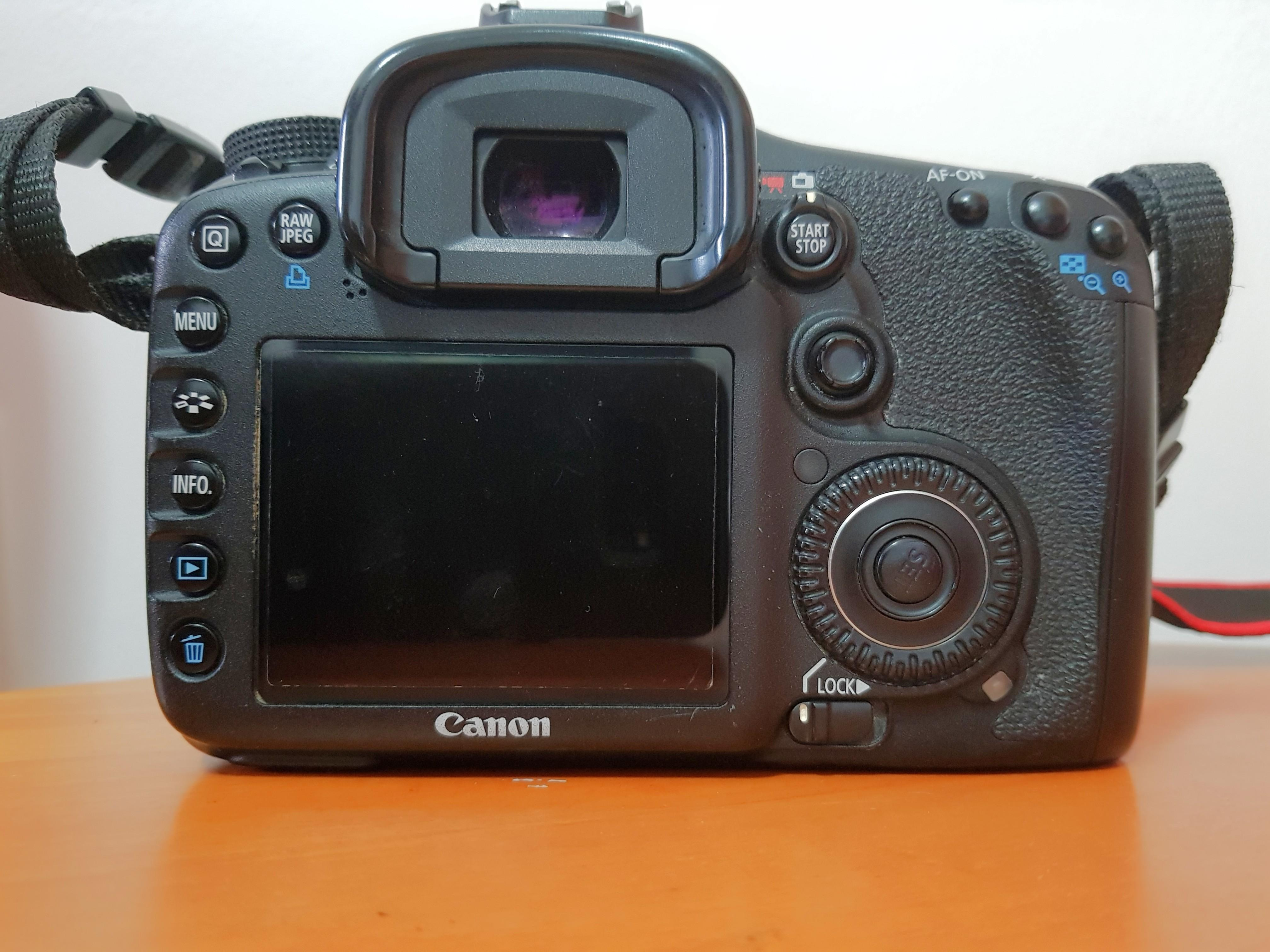 Canon 7D (Mark I) Body only