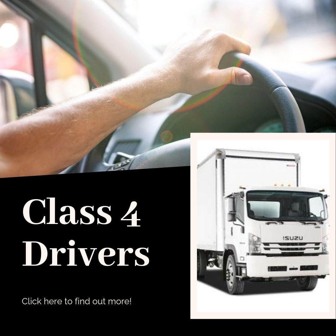 Class 4 Driver @ Woodlands (Up to $2200 | 5 day work)