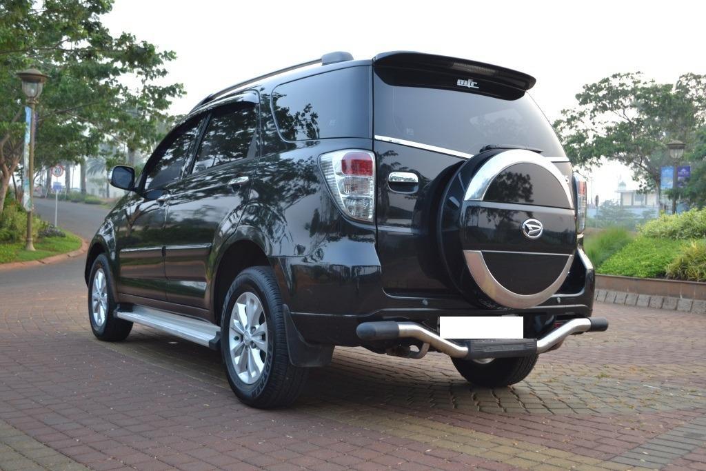 Daihatsu Terios TX Manual 2013 Istimewa Tdp 5 Juta