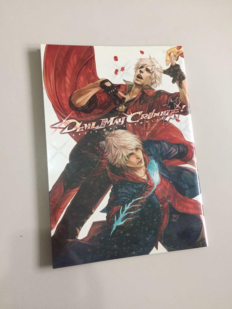 Devil May Cry doujinshi