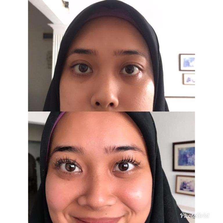 eyelash perming treatment