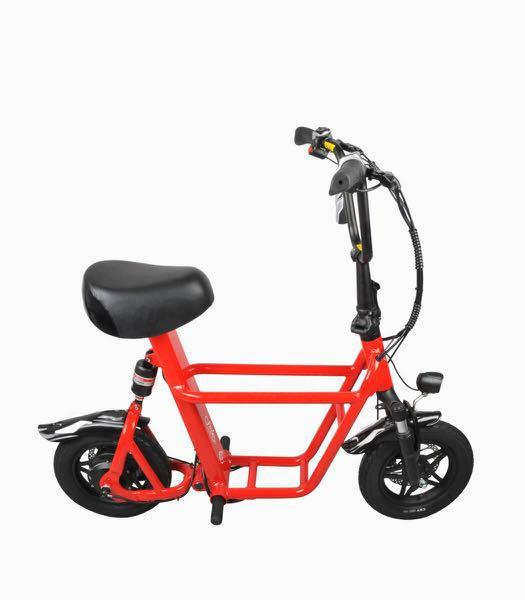 FIIDO Q1S UL2272 Seated Electric Scooter