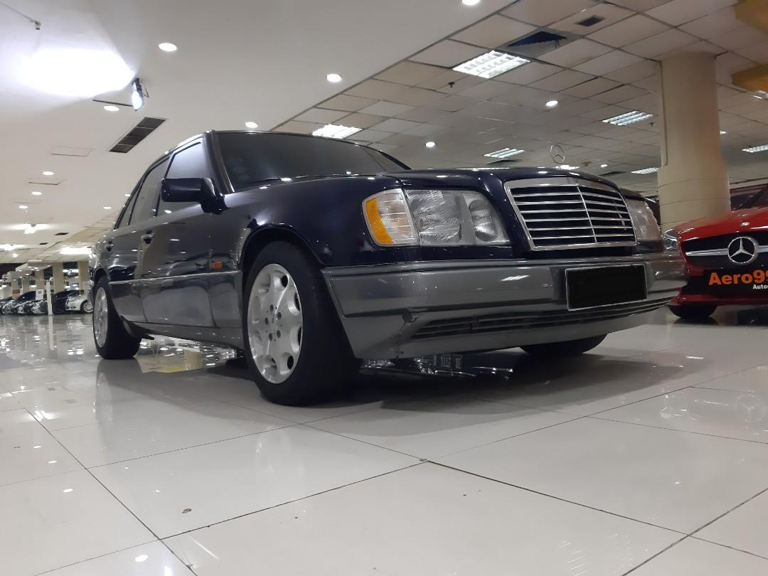 Mercedes For Sale >> For Sale Tahun 1994 Mercedes Benz Mercy 200e Executive