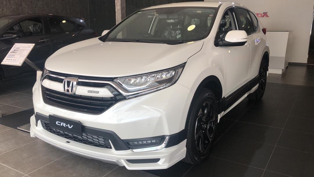 HONDA CRV MUGEN 1.5L TC 2WD Limited Edition with 30 Free Gifts