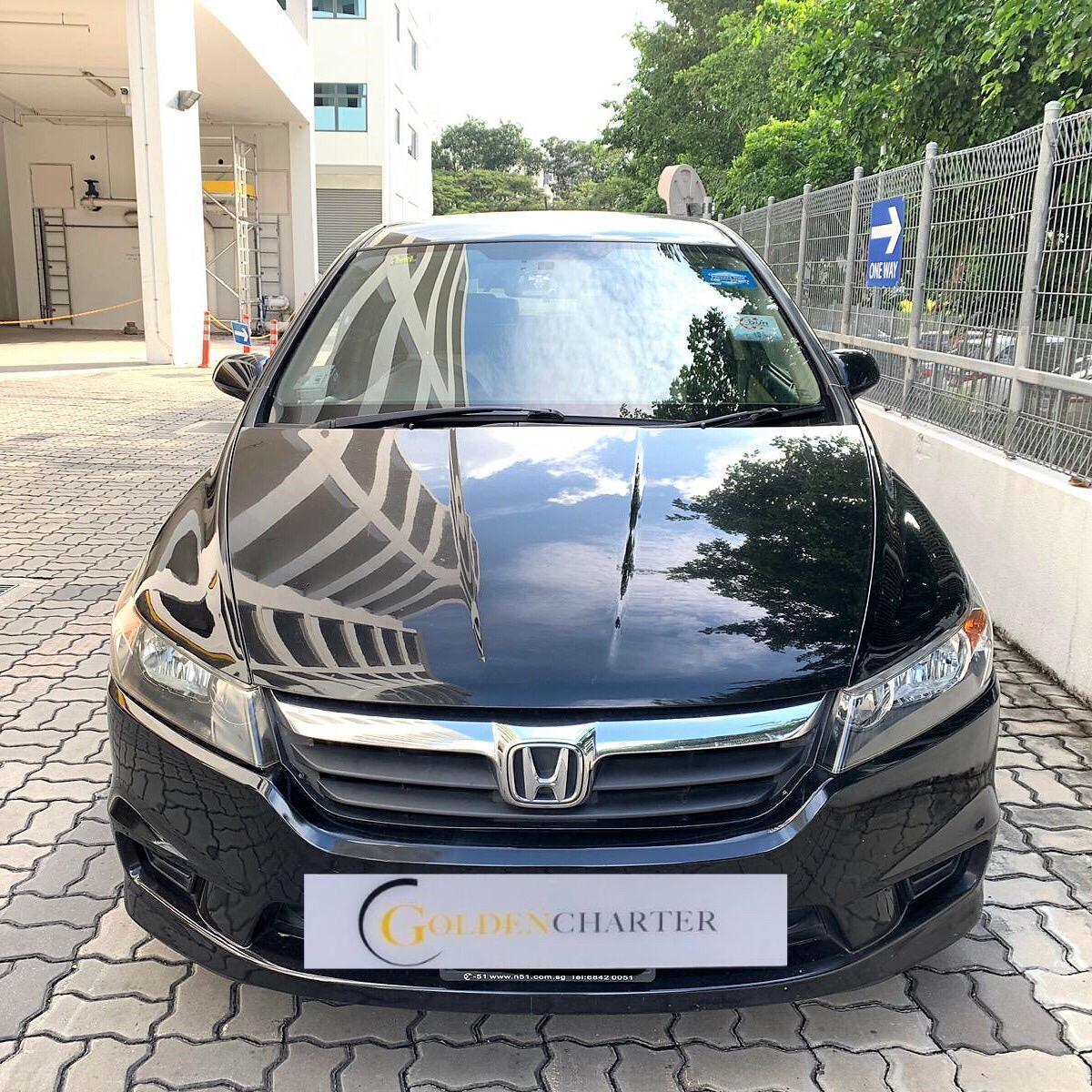 Honda Stream for Grab Ryde GoJek Personal Use Cheapest Car Rental