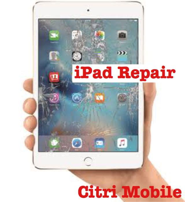iPad Mini Air Crack Screen LCD Repair, Samsung Phone Repair