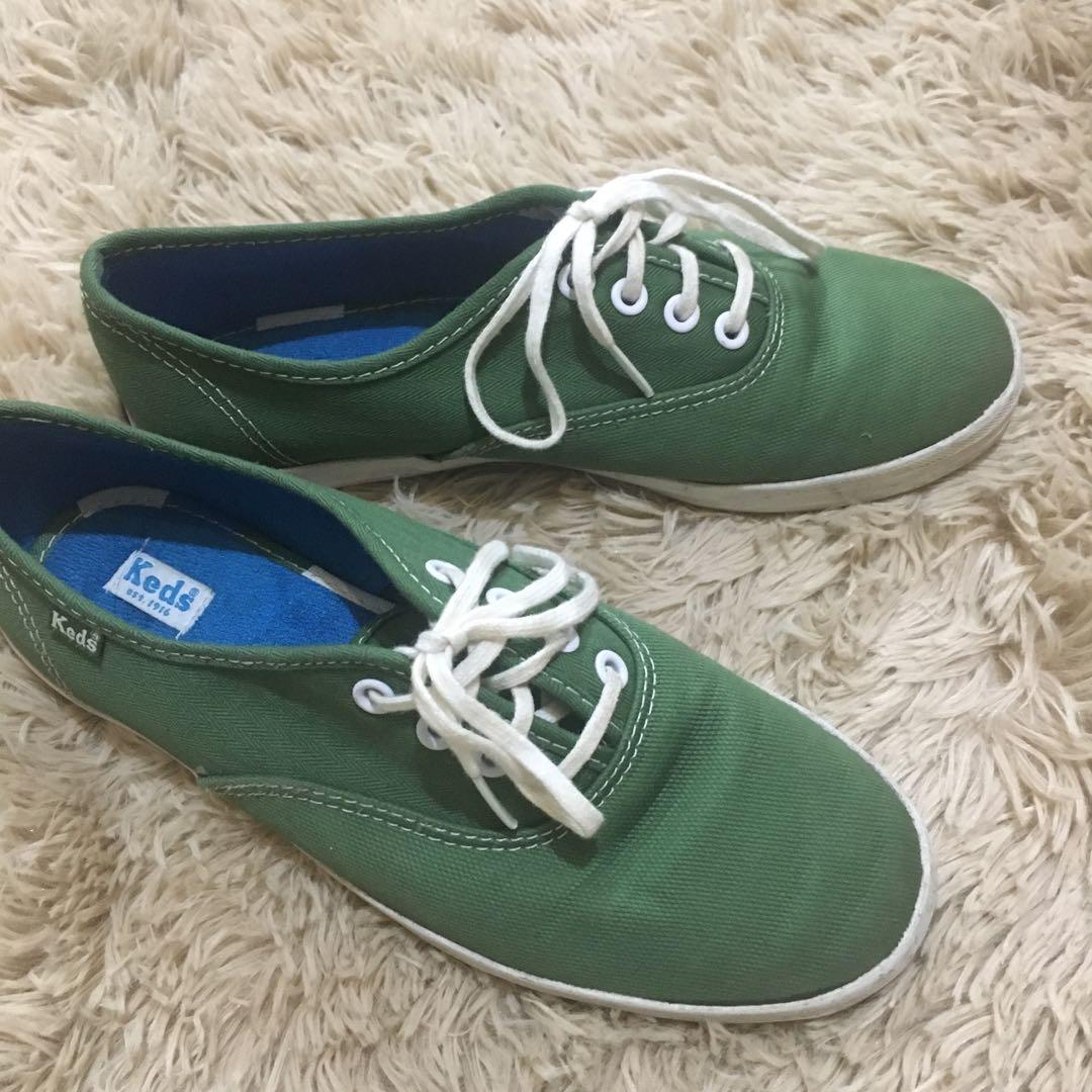 kedsㄉ小綠鞋23.5好可愛🥳🥳