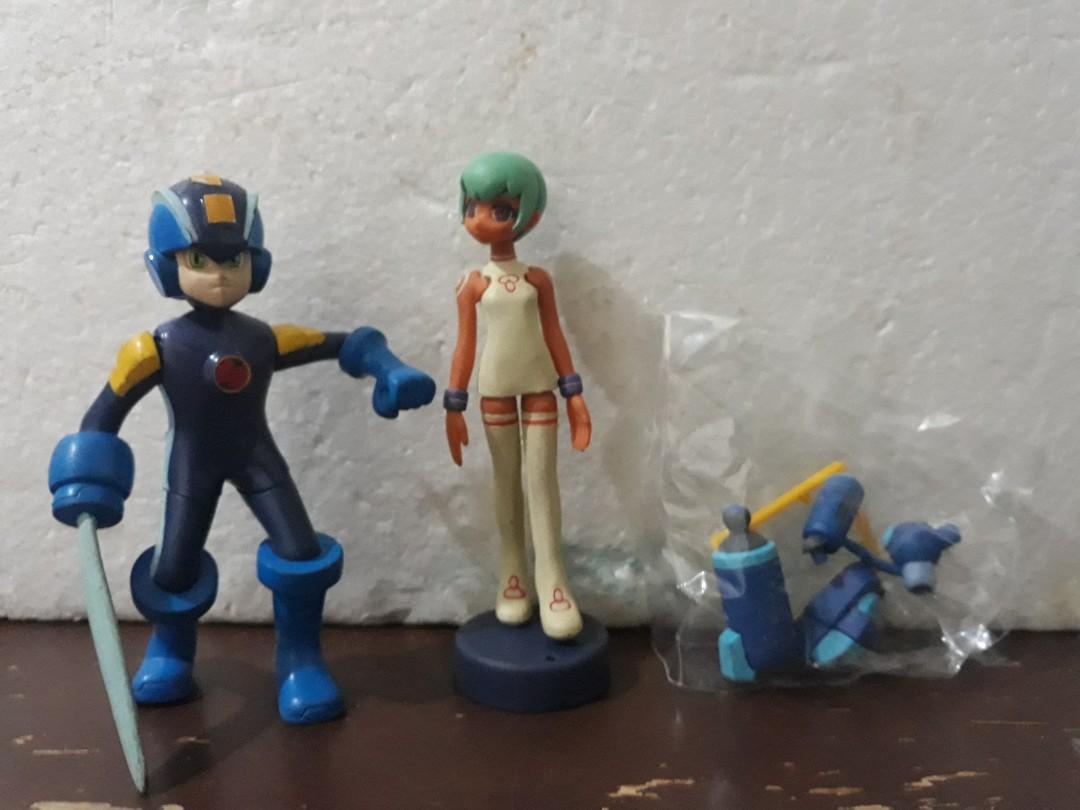 Lego Rockman Mega Man EXE building toy block Figures Gift Toys