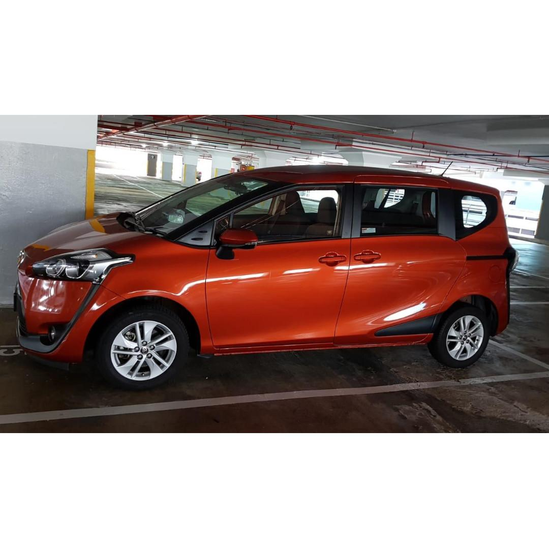 MPV for rent, Car Rental, Car for Rent @ Hillview MRT