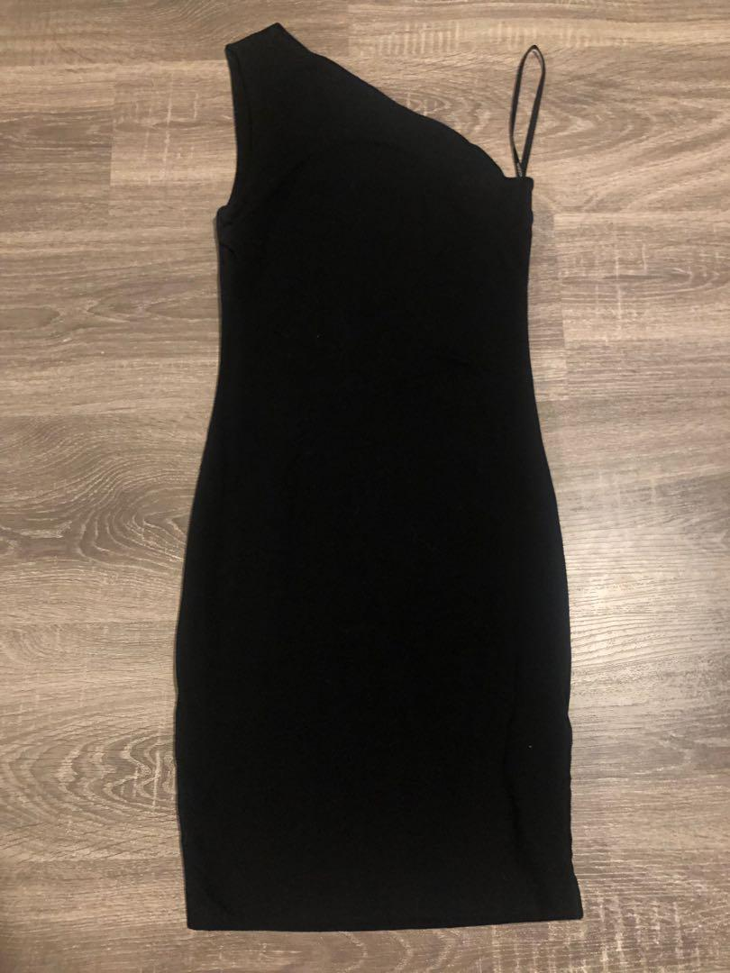 New without tags - Kookai one shoulder dress size 1