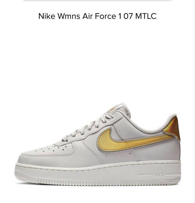 air force 1 07 mtlc