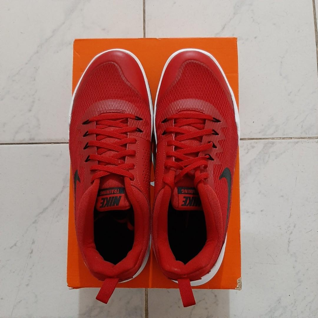 nike legend trainer red Shop Clothing
