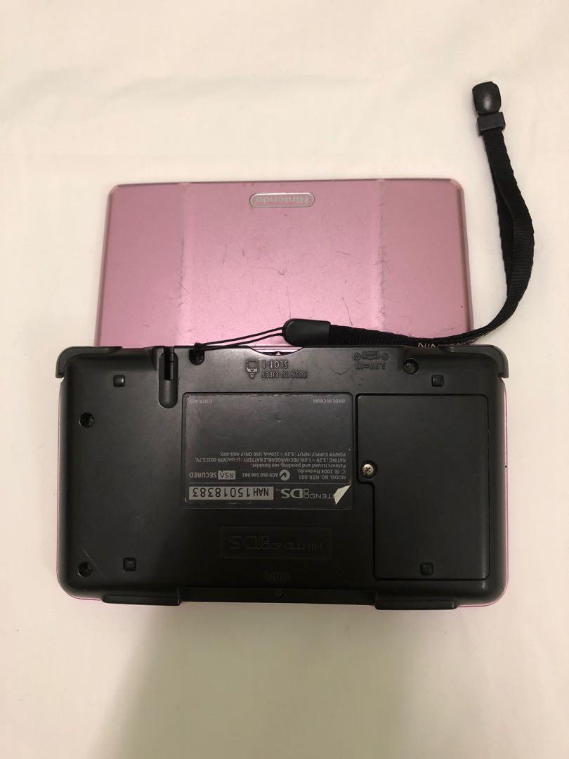 Nintendo DS Original Pink