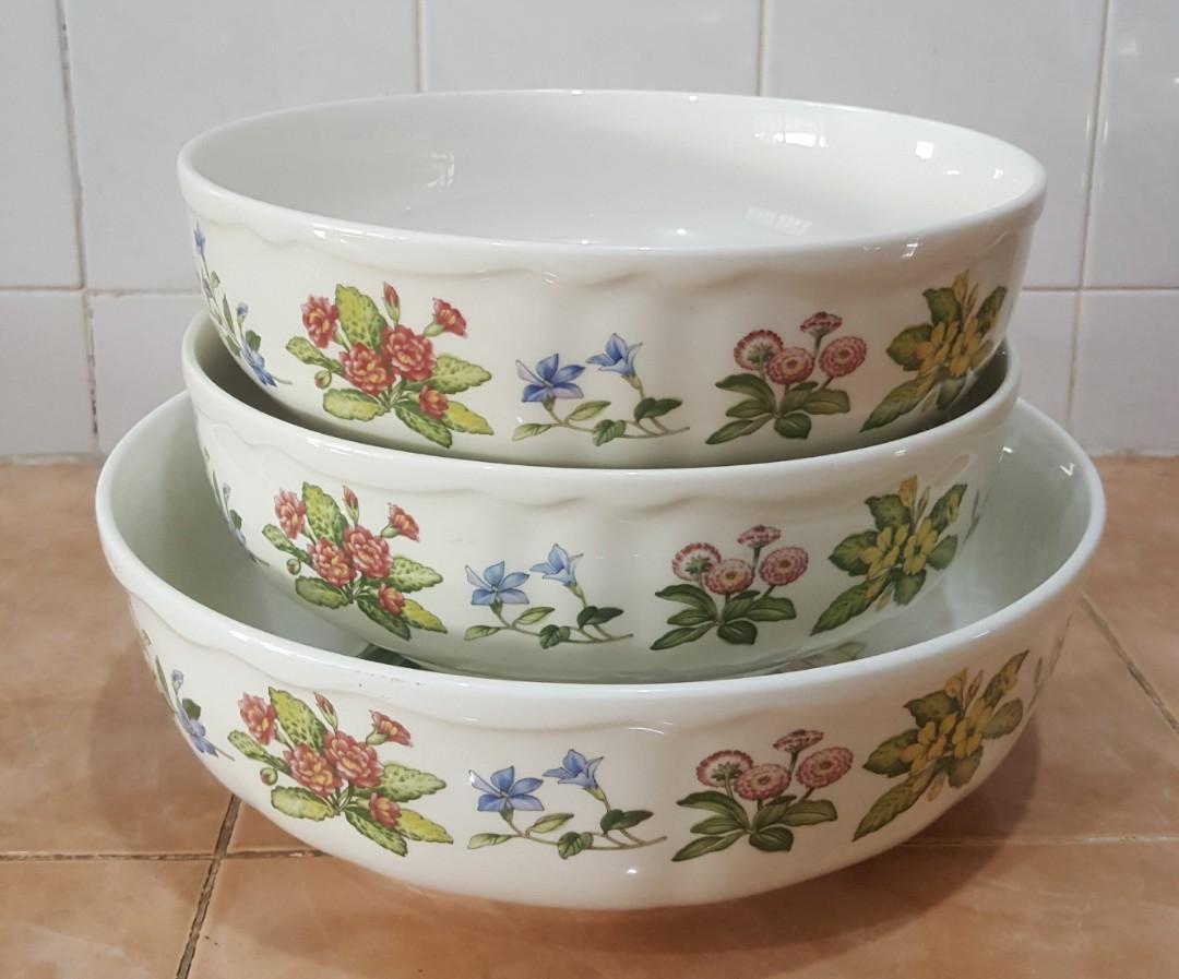 'RESERVED' Noritake casual gourmet large bowl 3