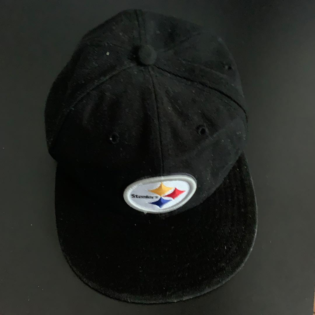 Pittsburgh Steelers New Era 59fifty  Fullback NFL Cap Sz 7 1/8