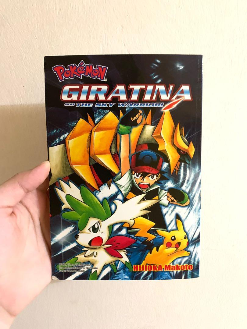 Pokemon Giratina And The Sky Warrior Books Stationery Comics