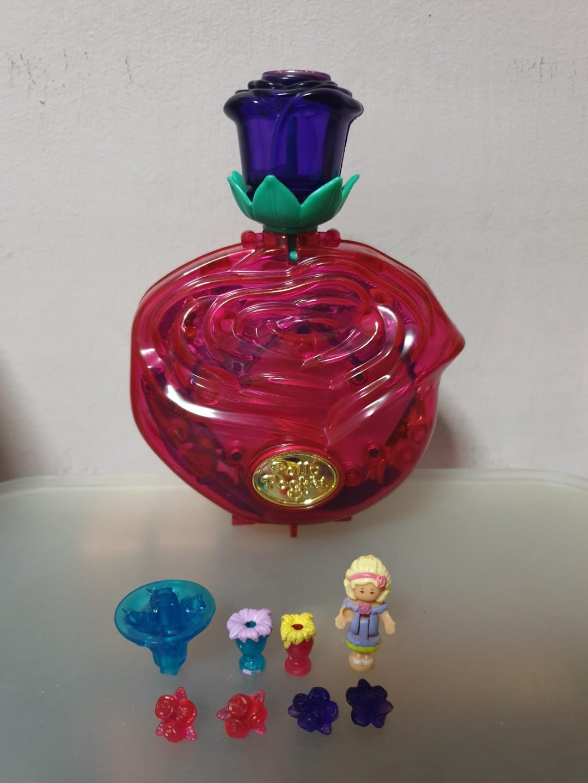 Polly Pocket 1996 Sweet Roses