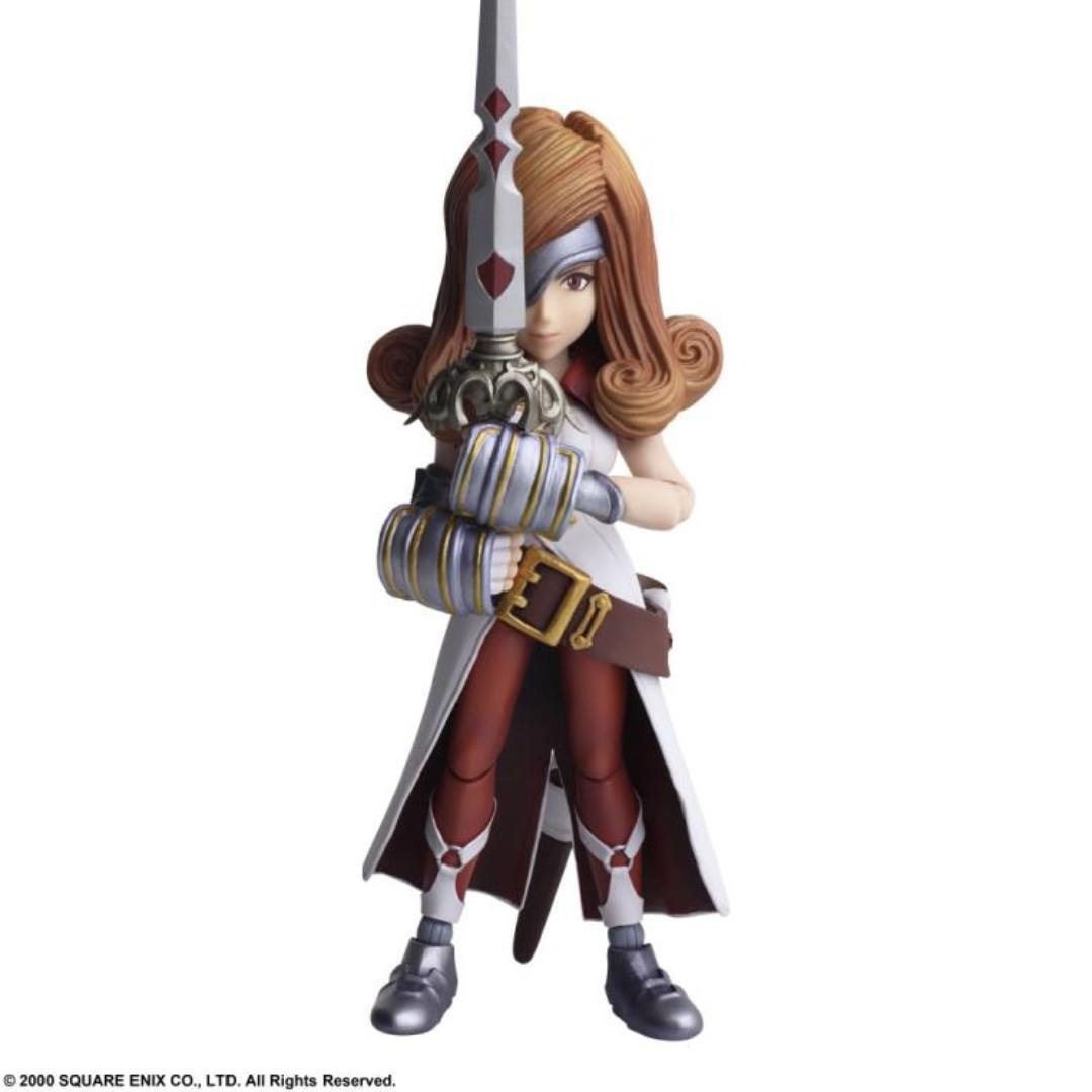 PRE-ORDER Square Enix - Final Fantasy IX Bring Arts - Freya Crescent & Beatrix