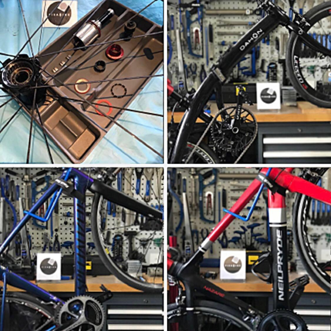Professional Bicycle Mechanic (certified/full-time)