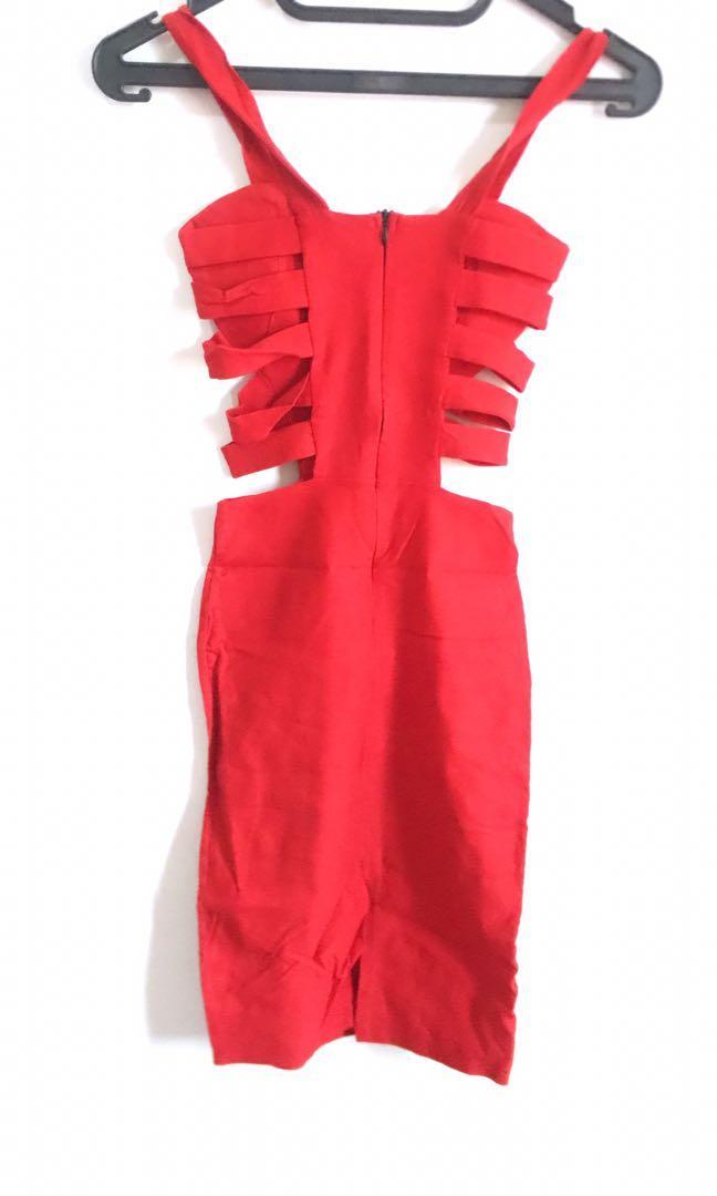 Red Dress SEXY