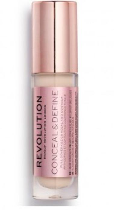 REVOLUTION Conceal & Define Foundation AND Concealer