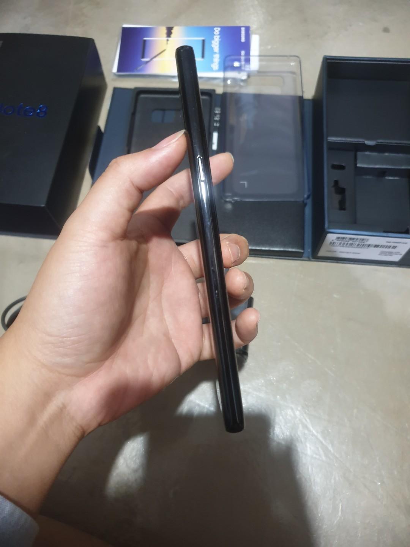 Samsung Note 8 Black 64GB