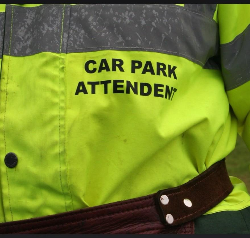 Servicing Assistant/car park attendant