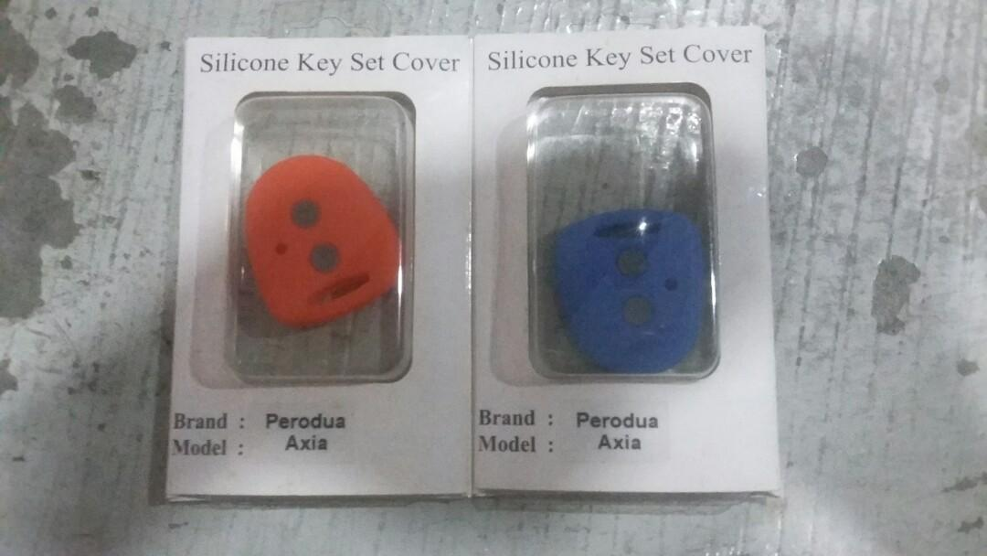 Silicone key set cover