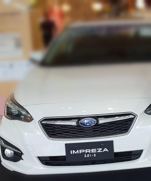 Subaru Impreza 2.0 5-Dr (A)