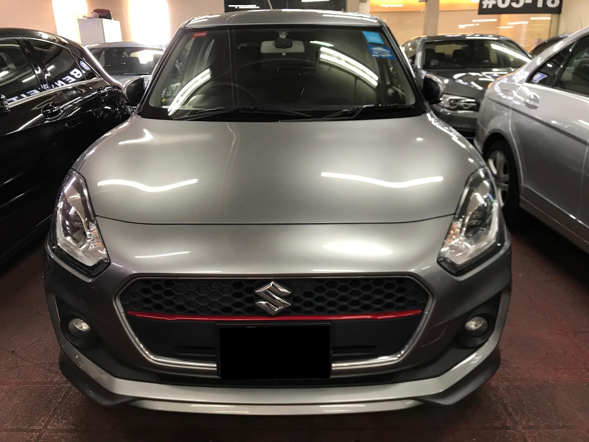 Suzuki SWIFT HYBRID 1.2 RS
