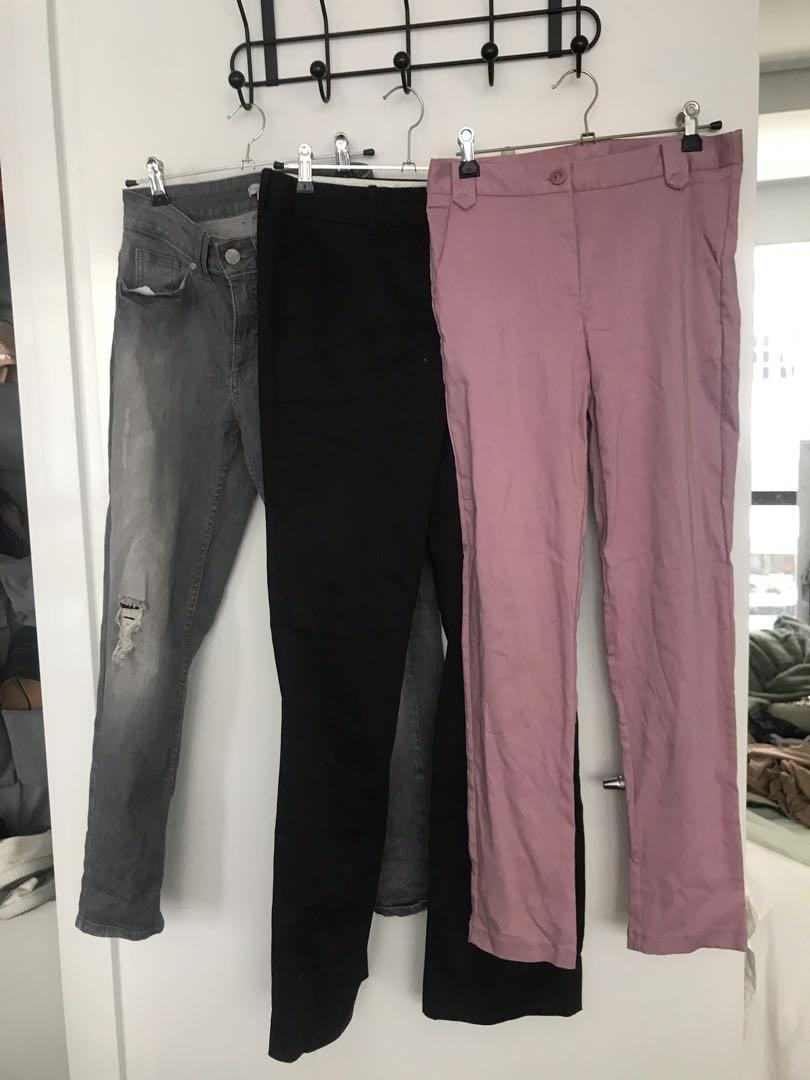 SZ 6-10 PANTS/ JEANS - designer and affordable brand