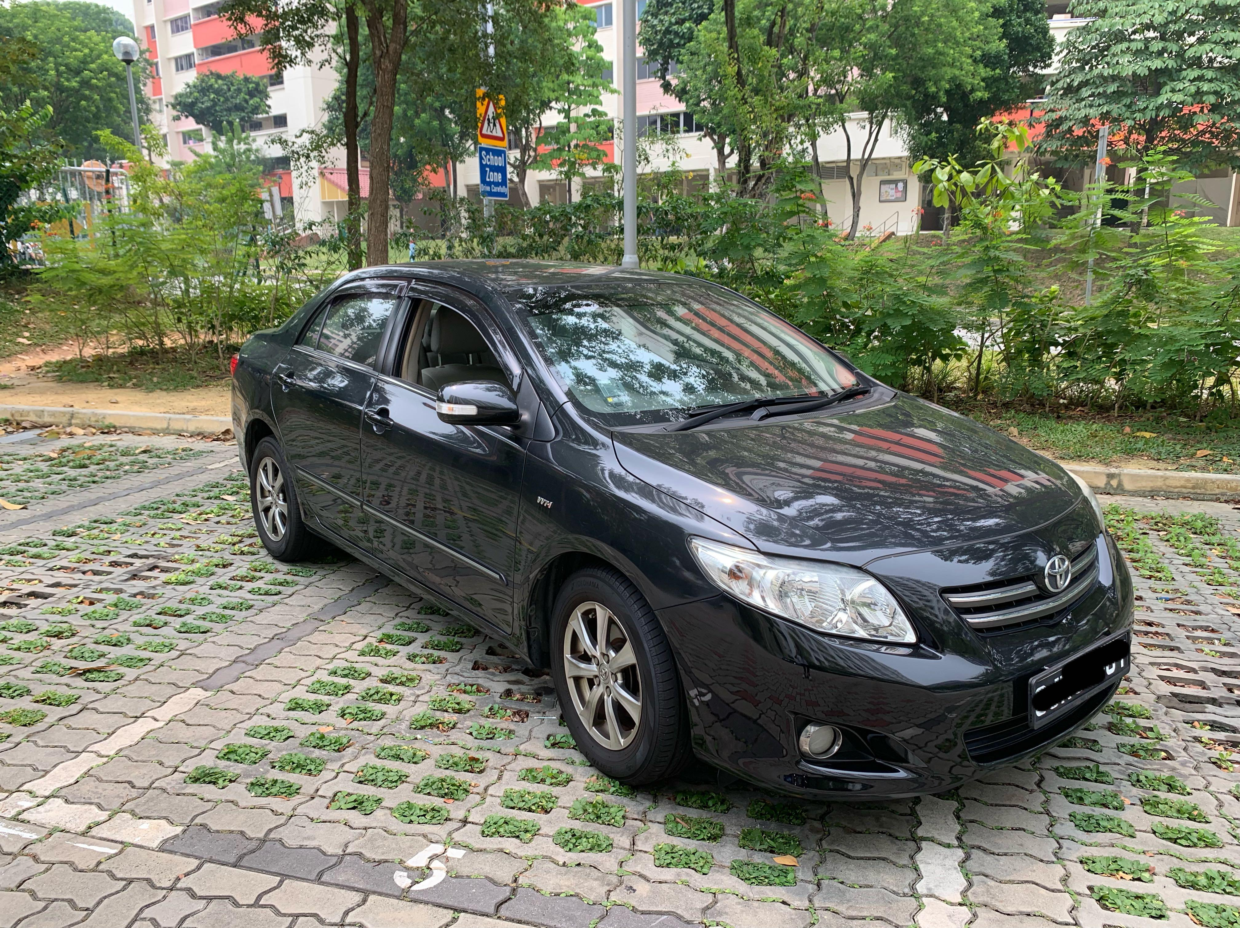 🚘TOYOTA COROLLA ALTIS LX👌🏽 A RIDE FOR THE FAM👨‍👩‍👦‍👦